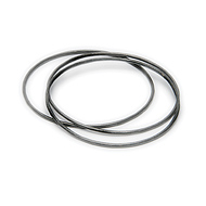daily wear sterling silver textured bangle bracelet set of 3 : Dogeared Jewels and Gifts