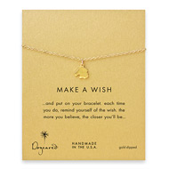 make a wish horse gold dipped reminder bracelet
