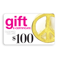 Dogeared E-Gift Card - $100.00